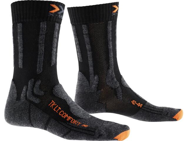 X-Socks Trekking Light & Comfort - Chaussettes Homme - noir